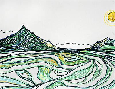 Greenies Art Print by Stephanie Meyer