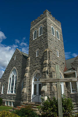 Photograph - Greenmount United Methodist Church by Mark Dodd