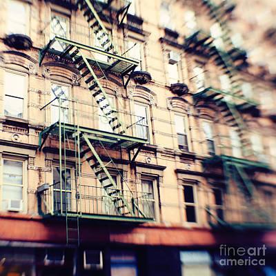 Greenwich Village Photograph - Greenwich Village New York City by Kim Fearheiley
