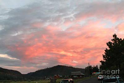 Photograph - Greer Sunset by Pamela Walrath