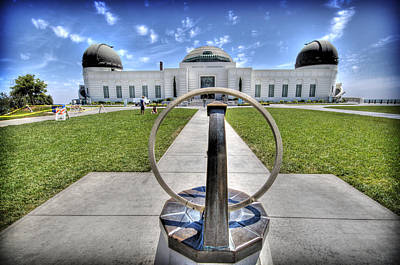 Griffith Observatory 1 Original by Jessica Velasco