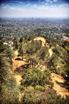 Griffith Park Original by Jessica Velasco