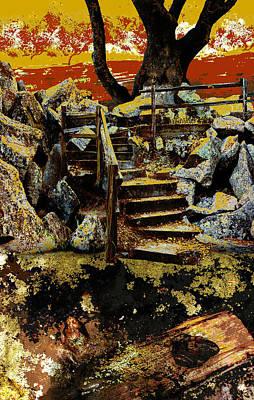 Griffith Quarry 3 Art Print
