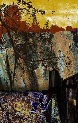 Griffith Quarry 4 Art Print