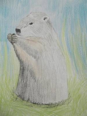 Groundhog Original by Sharon Boggs