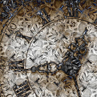Growth Of Time Art Print by Jerry Cordeiro