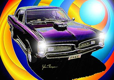 GTO Print by John Thompson