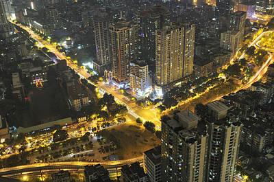 Y120817 Photograph - Guangzhou by Huang Xin