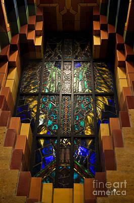 Photograph - Guardian Building 2 Detroit Michigan Art Deco by Ronald Grogan