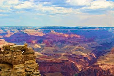 Photograph - Guardians Of The Canyon by Heidi Smith