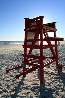 Photograph - Guarding Daytona I by Mary Haber