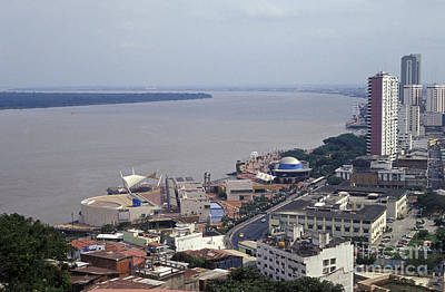 Photograph - Guayaquil Ecuador  by John  Mitchell