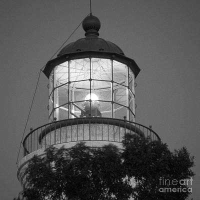 Guiding Light Art Print by Gordon Wood