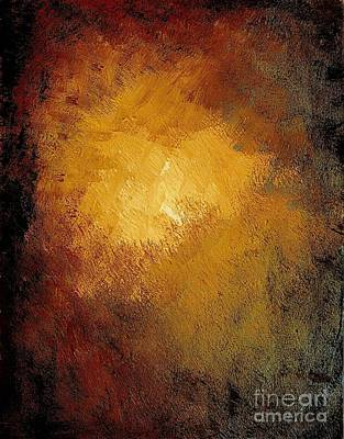 Emotion Mixed Media - Guiding Light by Michael Grubb