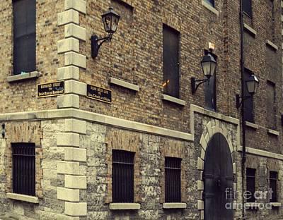 Guinness Storehouse Dublin Art Print by Louise Fahy