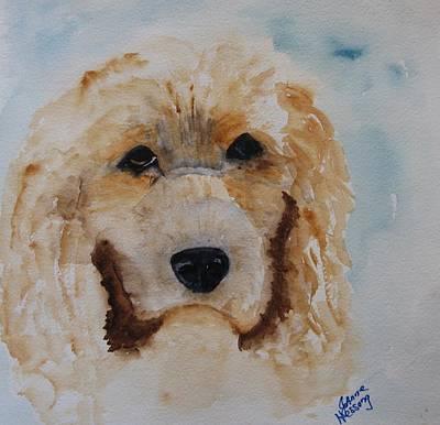 Guiseppi Art Print by JoAnne Hessong