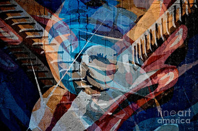 Photograph - Guitar Man by Sherry Davis