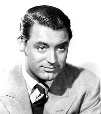 Cleft Chin Photograph - Gunga Din, Cary Grant, 1939 by Everett
