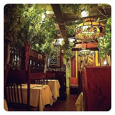Restaurant Photograph - Gutes Essen by Natasha Marco