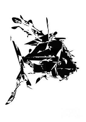 Digital Art - Gv089 by Marek Lutek