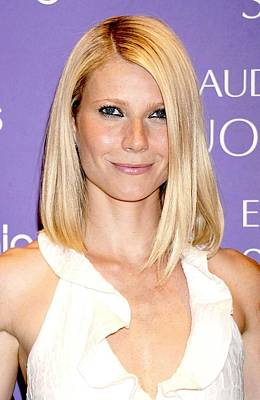 Gwyneth Paltrow Photograph - Gwyneth Paltrow In Attendance For Debut by Everett