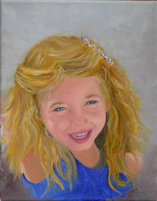Painting - Hadley by Sharon Casavant