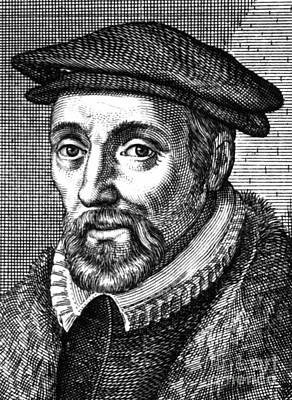 Hadrianus Junius, Dutch Physican Art Print by Science Source