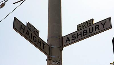 Haight Ashbury Wall Art - Photograph - Haight Ashbury by Ty Helbach