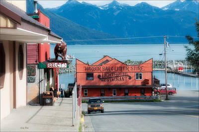 Photograph - Haines Alaska by Gary Rose