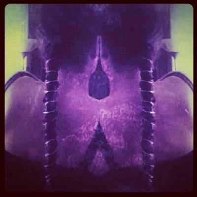 Horror Wall Art - Photograph - #hair #horror #gothic #me#longhair by Jenni Martinez