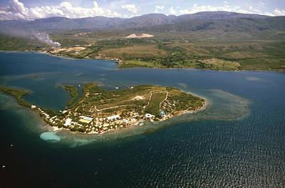Photograph - Haiti's Ibo-beach by Johnny Sandaire