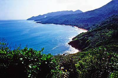 Photograph - Haiti's Labadie Coastal Region by Johnny Sandaire