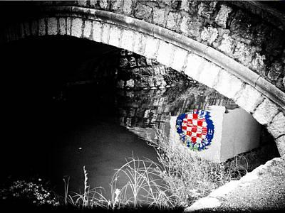 Hajduk Art Print by Ivica Vulelija