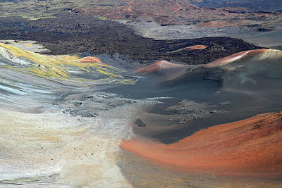 Firefighter Patents Royalty Free Images - Haleakala Maui landscape Royalty-Free Image by Pierre Leclerc Photography