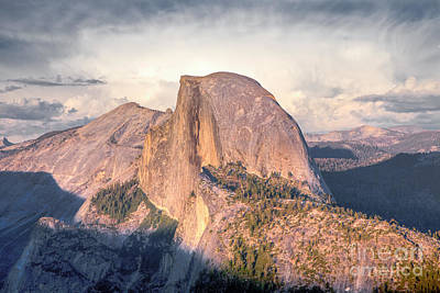 Photograph - Half Dome Portrait by Susan Cole Kelly