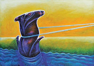 Half Freedom Original by Barna Fazakas