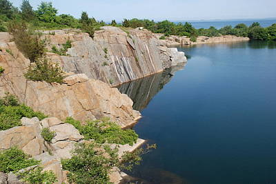 Photograph - Halibut Point State Park by Richard Bryce and Family