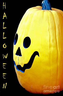 Halloween 1 Art Print by Maria Urso