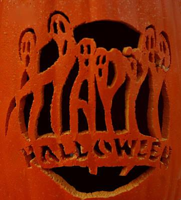 Halloween Photograph - Halloween by LeeAnn McLaneGoetz McLaneGoetzStudioLLCcom