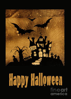 Photograph - Halloween Quilt Top by Nancy Greenland