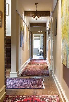 Hallway Art Print by Andersen Ross