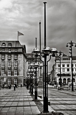 Photograph - Hamburg Walk by Edward Myers