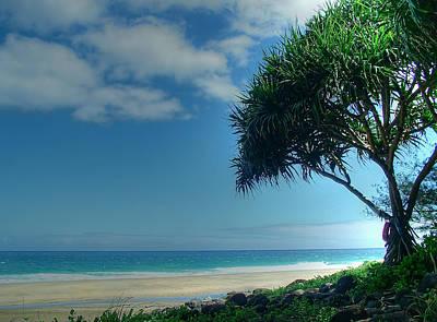 Photograph - Hanakapiai Beach 1 by Ken Smith