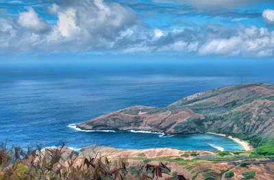 Photograph - Hanauma Bay by Dan McManus