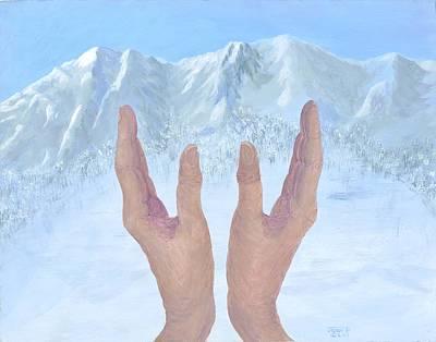 Hands In Worship Original