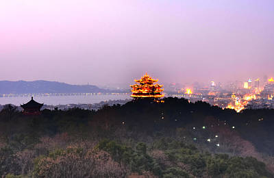Y120817 Photograph - Hangzhou by Andy Brandl
