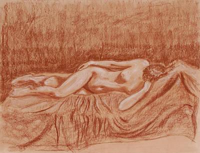Pastel - Hannah by Christophe Ennis