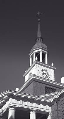Hanover College I Art Print by Steven Ainsworth