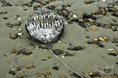 Photograph - Happy Belated Birthday by David Gordon