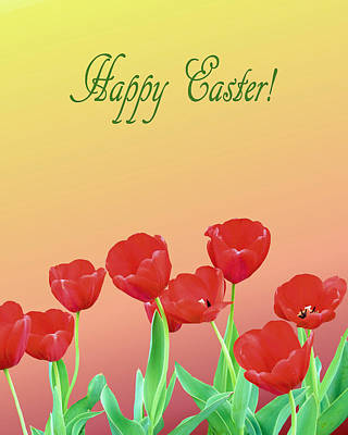 Photograph - Happy Easter by Kristin Elmquist